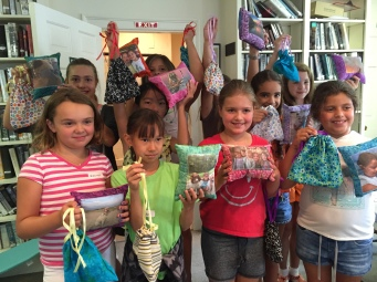 Sew Camp Bedford Library